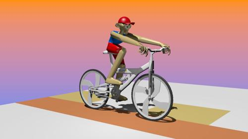 Bicycle Animation preview image