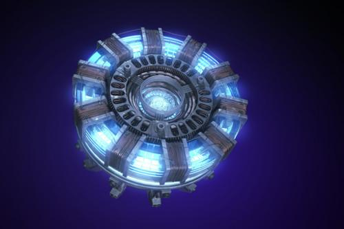 Arc Reactor (Iron Man) preview image