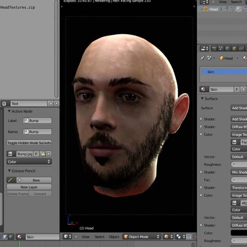 Cycles Head preview image