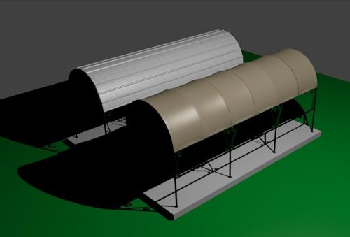 Free Standing Awning preview image