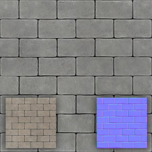 Medieval Brick preview image