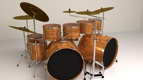 Major Drum Set preview image