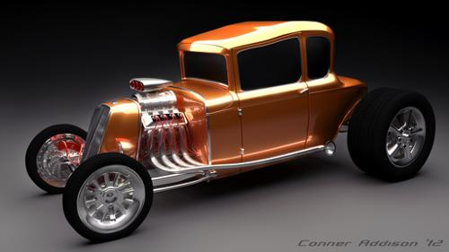 1933 Ford Hot Rod preview image