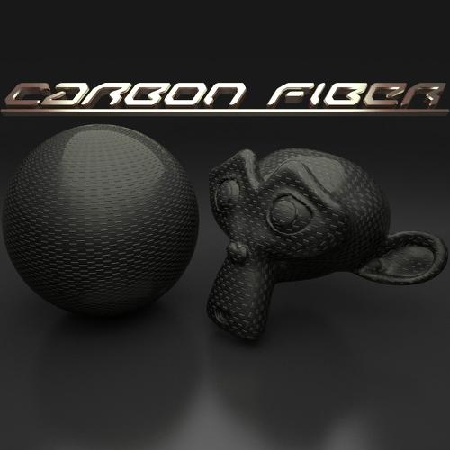 Carbon Fiber Material preview image