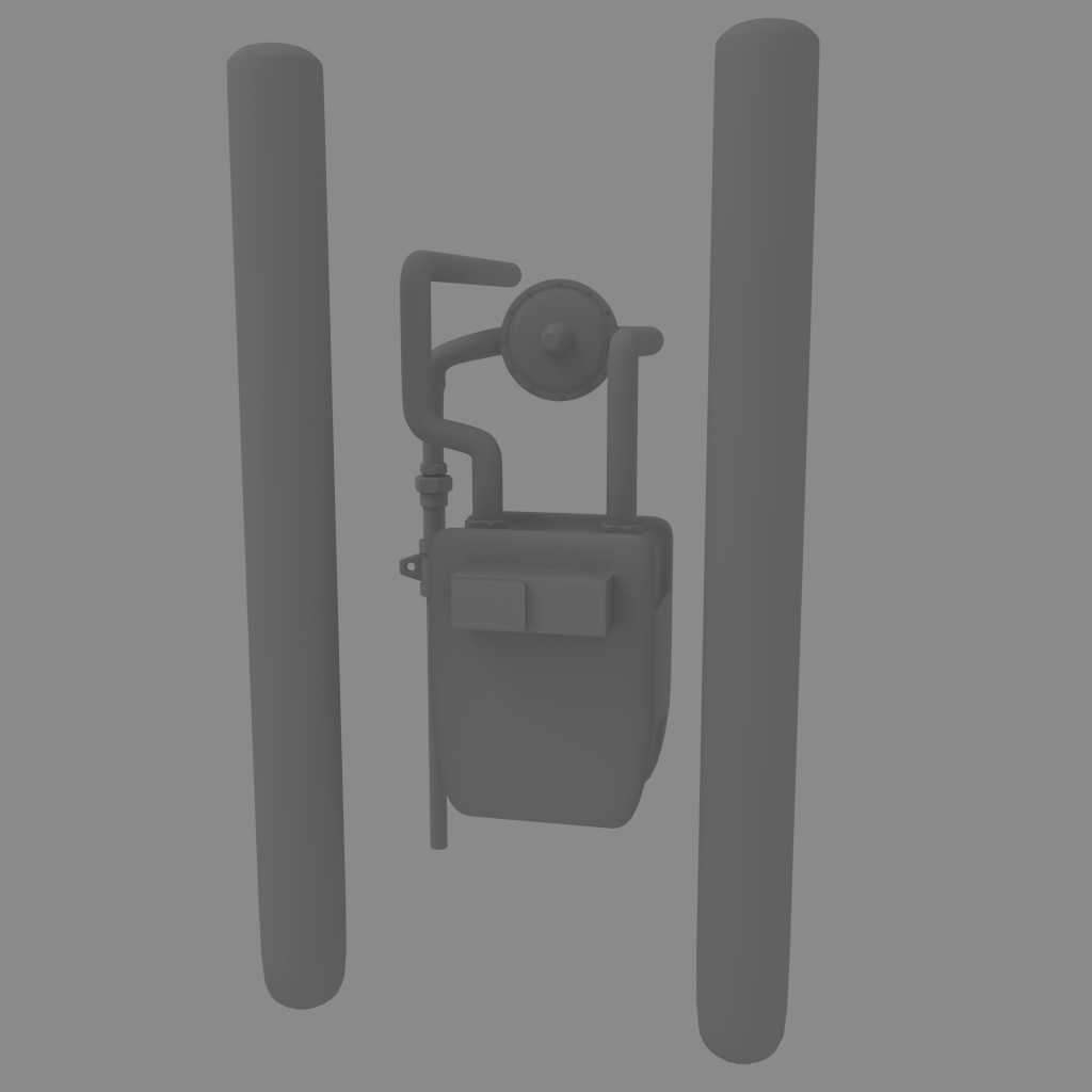 Gas Meter preview image 1
