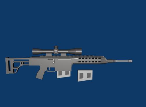 Sniper Rifle preview image
