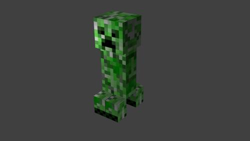 Minecraft Creeper preview image