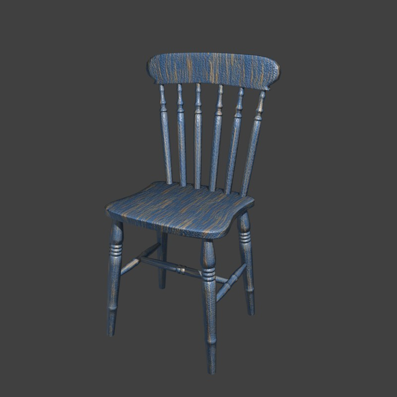 antique chair  preview image 1