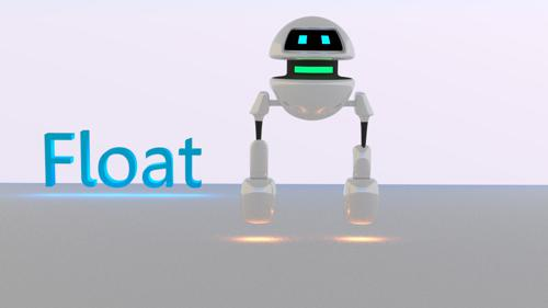 Float the robot preview image