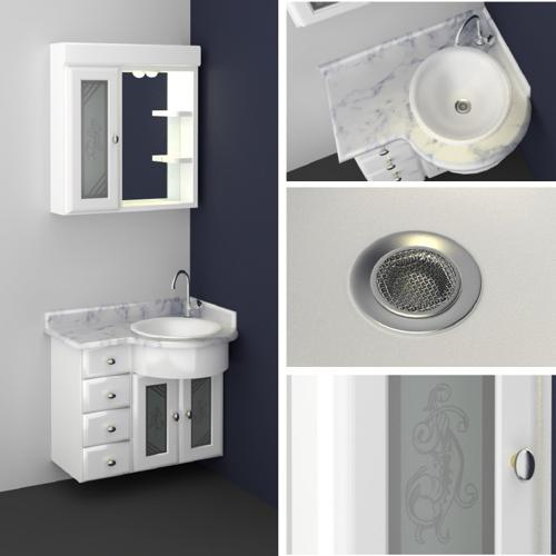 bathroom cabinet preview image
