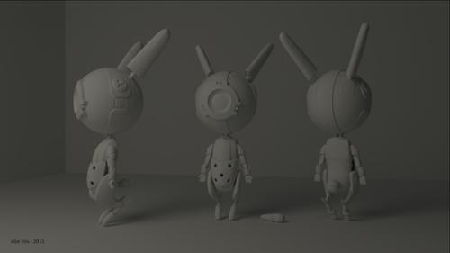 Bot Bunny preview image