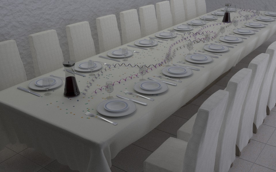 Party table preview image 1