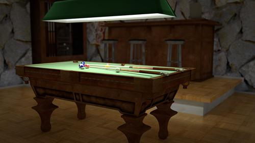 Pool Billard Room preview image