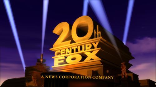 20th Century Fox 1994 remake in Blender preview image