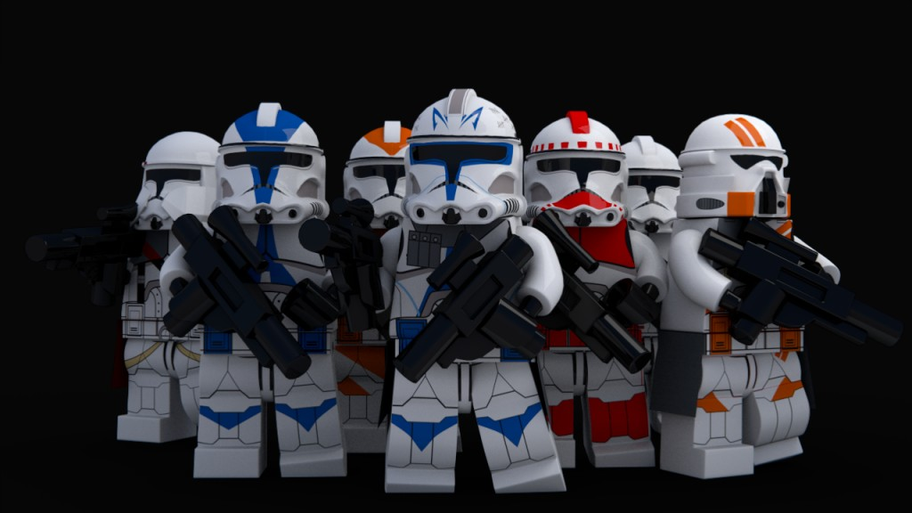 Clone Troopers preview image 1