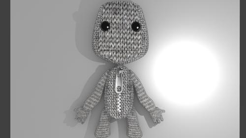 Little Big Planet Sackboy preview image