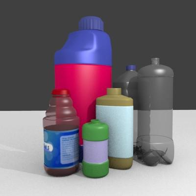 Plastic Bottles preview image