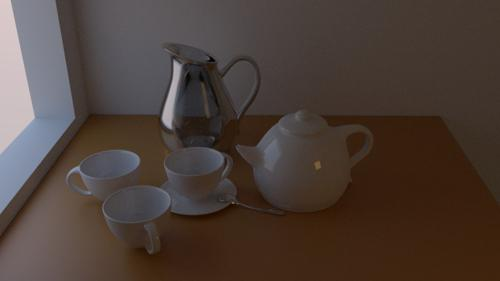 Tea time preview image