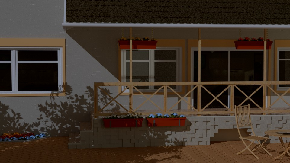 My First Exterior Scene  Garden  preview image 1