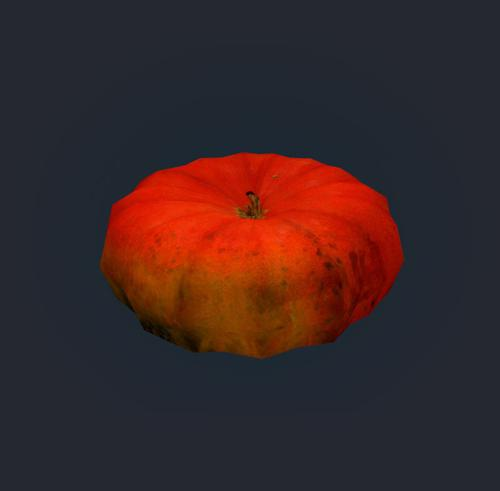 Photorealistic Pumpkin preview image