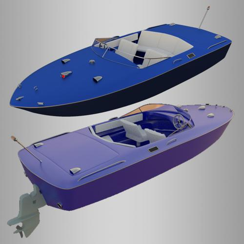69 Chris Craft Boat preview image