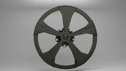 Lamborghini Wheel preview image