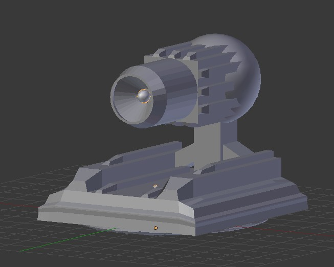 Laser Cannon preview image 1