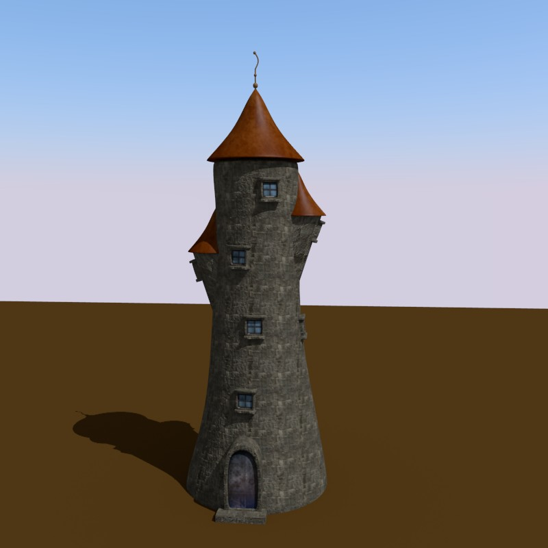 Fantasy Tower preview image 1