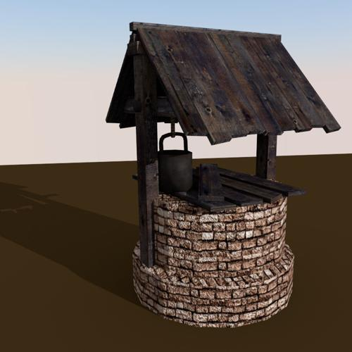 Medieval Well preview image