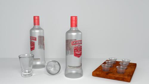 Vodka party preview image