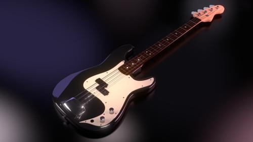 Precision Bass  Cycles  preview image