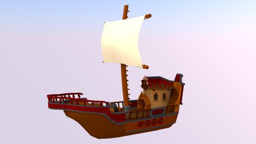 Pirate ship preview image