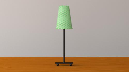 A desk lamp preview image