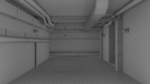 Pipe Hallway Props preview image