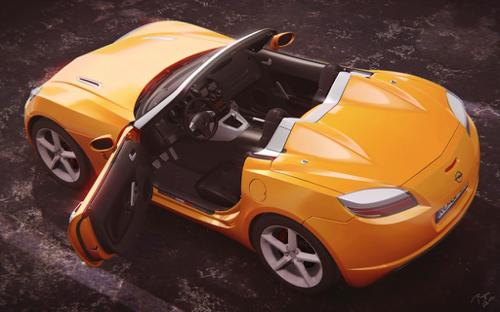 Opel GT preview image