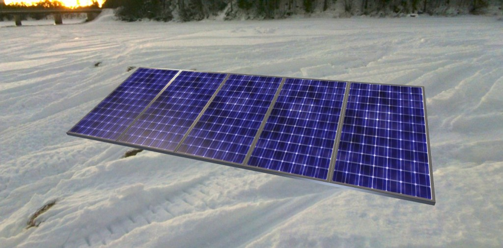 Photovoltaic Panels preview image 1