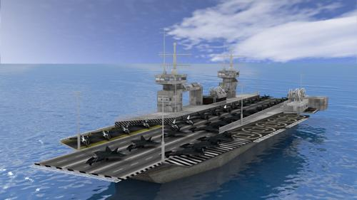 AirCraft Carrier preview image