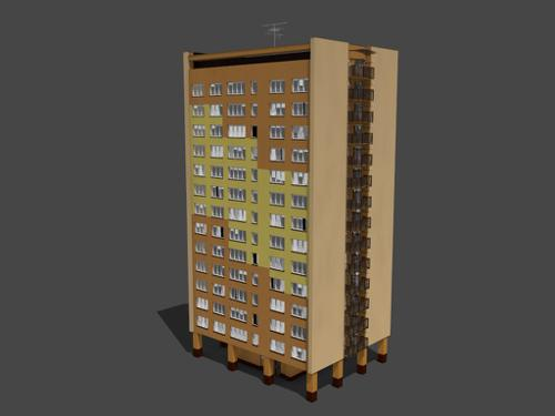 block of flats preview image