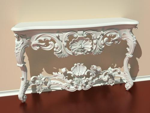 Baroque Table preview image