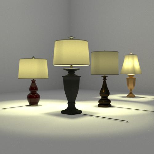 Four More Lamps preview image