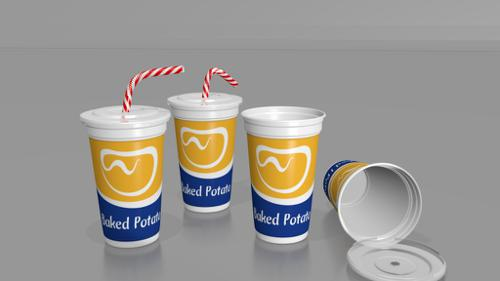 Cups Fast Food preview image