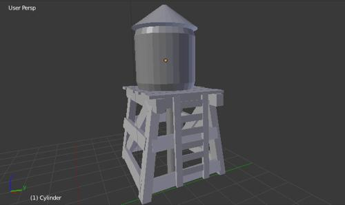 Water Tower preview image