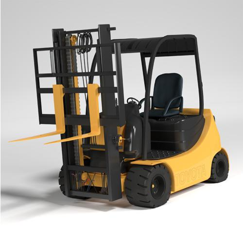 Forklift cgcookie exercise preview image