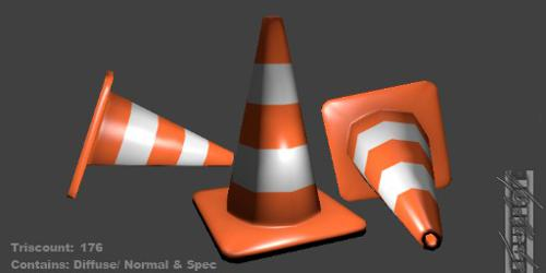 Traffic Cone preview image
