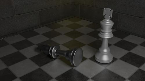 Chess king preview image