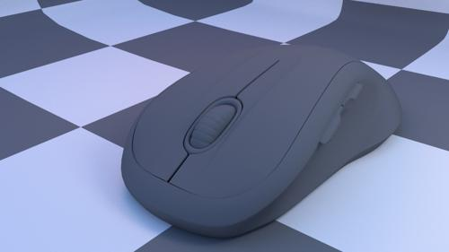 Computer mouse preview image