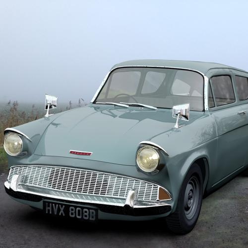 Ford Anglia 105e preview image