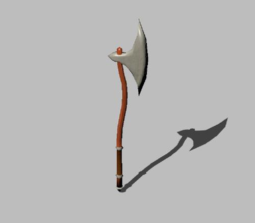 Medieval Woodcutters Axe preview image