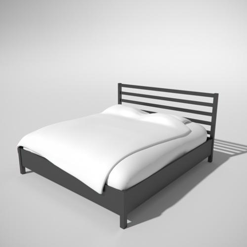 Bed Serena Stolab 180cm preview image