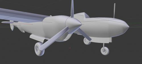 P-38 lightning preview image